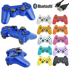 Premium Game for Plastation PS3 Controller Bluetooth Wireless Dual Shock 1X