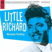 Ready Teddy [Little Richard] New CD