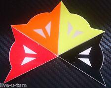 Sticker Autocollant DAINESE - Vinyl brillant couleur au choix
