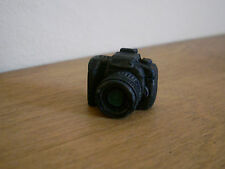 Dollshouse miniature ~ CAMERA ~ Black
