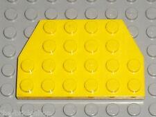 LEGO yellow Plate ref 32059 / Set 7685 6774 7631 6775 65118 ...