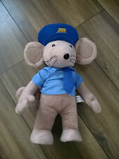 """Rastamouse Wensley Dale Soft Plush Hug Toy Collectable 13"""""""