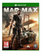 Mad Max (Microsoft Xbox One, 2015)CHEAP PRICE FREE POSTAGE