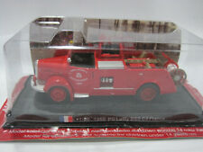 AMER COM 1:50 Scale Classic France PS LAFFLY BSS C3 Fire Vehicle Diecast Model