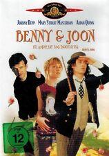 DVD - Benny & Joon - Johnny Depp, Mary Stuart Masterson & Aidan Quinn