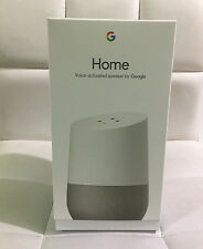 Google Home - White Slate, Google Personal Assistant -BRAND NEW -SHIPS WORLDWIDE