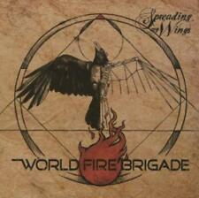 World Fire Brigade - Spreading My Wings - CD NEU