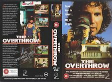 The Overthrow, Lewis Van Bergen Video Promo Sample Sleeve/Cover #9458
