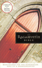NEW Hardcover! NIV Ragamuffin Bible (Devotions by Brennan Manning) - Zondervan