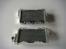 Brand New Aluminum Radiator Pair for Honda CR250/CR-250/CR250R 2002-04 03 02