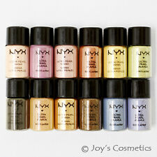 """12 NYX Loose Pearl Eyeshadow """"Set C"""" *Joy's Cosmetics*"""