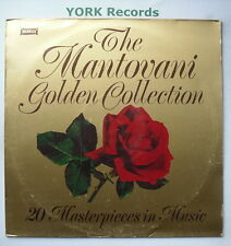 MANTOVANI - Golden Collection - Excellent Condition LP Record Warwick WW 5067