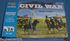 Imex 602 american civil war union & confederate cavalry set. échelle 1:72