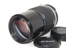 [Excellent+++] Nikon Ai-s Nikkor 200mm f/4 Telephoto Lens 4.0 Ais from JAPAN