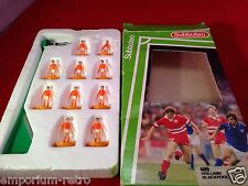 subbuteo team ref 689 holland blackpool boxed vintage lw free uk ship