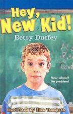 Hey, New Kid! (Turtleback School & Library Binding Edition) (Puffin Ch-ExLibrary