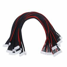 H1 10pcs JST-XH 6S Lipo Balance Wire Extension Lead 30cm