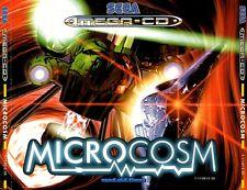 ## SEGA Mega-CD - Microcosm (ENG) - TOP ##