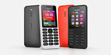 BRAND NEW GENUINE Nokia 130 Dual Sim black  Factory unlocked