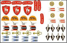 1:6 WWII Free Polish 14th Light Tank Brigade Dragon and Other