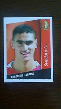 Marouane Fellaini Rookie Sticker - Panini Football 2007 - VGC