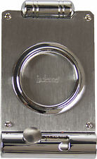 Lucienne Stainless Steel Cigar Cutter & Punch Combo 58 Gauge