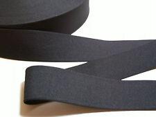 """Elastico per Parrucca Creazione & Chiusura .L25""""xW1""""nera/Migliora La Tenuta &"""