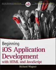 Beginning iOS Application Development with HTML and JavaScript-ExLibrary