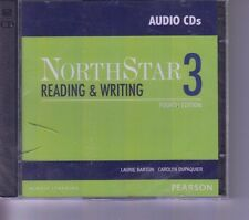 Pearson NorthStar North Star Reading & Writing 3 Audio CDs 4th Ed (EY-17)