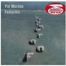 Footprints - Pat Martino (2005, CD NUEVO)