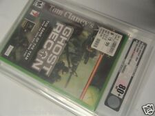 VGA GRADED NM 80+ XBOX 1 Tom Clancy's Ghost Recon XBOX Video Game System NEW