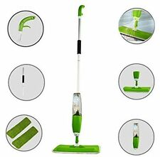 Spray Mop - Floor Mop With Removable Washable Cleaning microfiber Pad