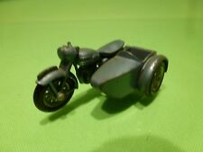 MATCHBOX  LESNEY -  NO= 4  TRIUMPH T110  - IN VERY GOOD CONDITION