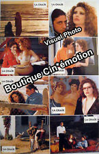 8 Photos Exploitation Cinéma 21x27cm (1991) LA CHAIR Francesca Dellera NEUVE