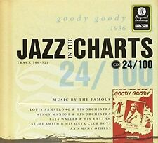 NEW - Vol. 24-Jazz in the Charts-1936 by Jazz in the Charts