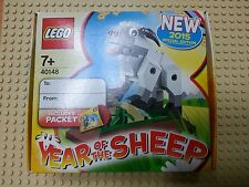 LEGO 40148 Year of the Sheep 2015, Lunar New Year Special Edition, SUPER RARE