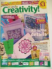 Magazine. Do Crafts Creativity! Issue 3. Creative Card Making & Scrapbooking.