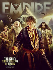 EMPIRE December 2013,The Hobbit:The Desolation Of Smaug LIMITED COVER (SEALED)