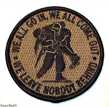 Canada Army Canadian War Veterans ( We leave nobody behind ) Patch