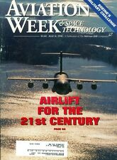 1998 Aviation Week & Space Technology Magazine: Airlift for 21st Century