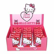 Hello Kitty Valentine's Day Sweet Heart Candy in Embossed Metal Tin Box of 18