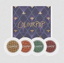 ❤ Colourpop Eyeshadow Quad Set in Studio 1400 ❤