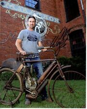 MICHAEL MIKE WOLFE signed autographed AMERICAN PICKERS photo (1)