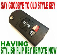 M-STYLE FLIP KEY REMOTE FOR CHEVY CHIP KEYLESS ENTRY TRANSPONDER FOB OUC60270