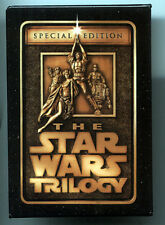 STAR WARS 1996 Special Edition TRILOGY Promotional PROMO Badge BUTTON Nice RARE