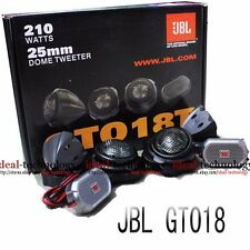 """JBL GTO18T CAR AUDIO 1"""" GRAND TOURING SERIES COMPONENT TWEETERS PAIR SET GTO-18T"""