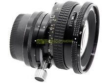 Nikon PC Nikkor 28mm f4 DECENTRABILE, per foto di architettura. Garanzia 12 mesi