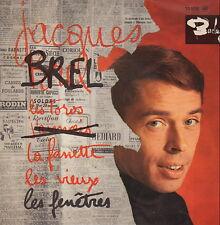 JACQUES BREL FRENCH EP - LES VIEUX + 3