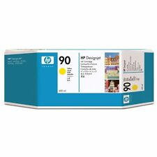 original HP 90 C5065A YELLOW Tinte 400 ml Designjet 4000 4500 4520 MHD 5/2017