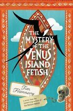 The Mystery of the Venus Island Fetish-ExLibrary